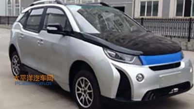 BMW i3 'Inspires' Yema B11 For China – Is This The Worst Copy Yet?