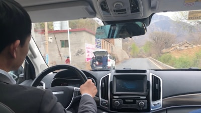 Sunday 7: Crazy Chinese road rules