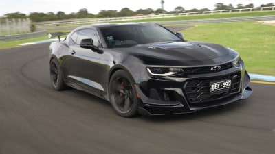 2019 HSV Chevrolet Camaro ZL1 1LE review