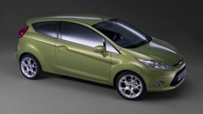 2009 Ford Fiesta Officially Revealed