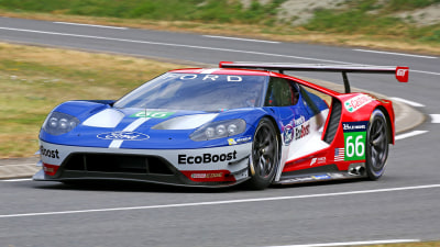 Ford Returning To Le Mans In 2016 With All-New GT