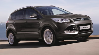 2015 Ford Kuga: Price & Features For Australia, New Petrol & Diesel Options