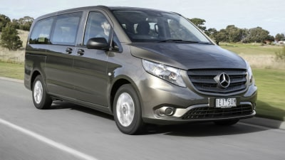 Mercedes-Benz Valente: 2015 Australian Price And Features