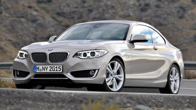 2014 BMW 2 Series Revealed, Due For Australia Early Next Year