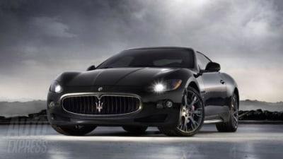 Maserati GranTurismo S preview