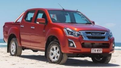 Isuzu opens up on Mazda deal