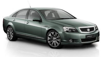 Holden Caprice Won't Be Replaced After Elizabeth Shutdown