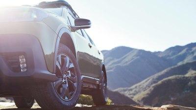 Subaru teases all-new Outback