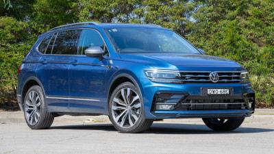 Volkswagen Tiguan Allspace 162TSI Review