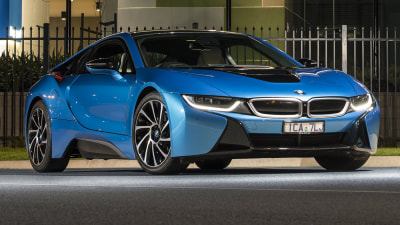 BMW i8: Australian Price Announced, March 2015 Deliveries Locked In