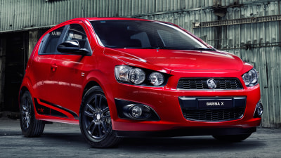 Holden Barina X Hatch Special: Price And Features For Australia