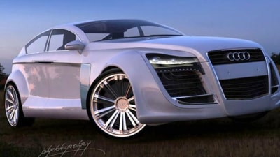 Tehran Is the New Turin: Iranian Designers Display Delicious Automotive Concepts