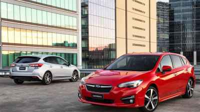 2017 Subaru Impreza – Price And Features For Australia