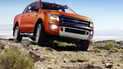 2012 Ford Ranger Wildtrak Revealed Further In New Video