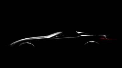BMW Teases Roadster Concept Ahead Of Pebble Beach Unveiling