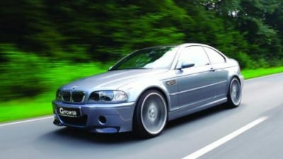 V10 BMW M3 CSL by G-Power