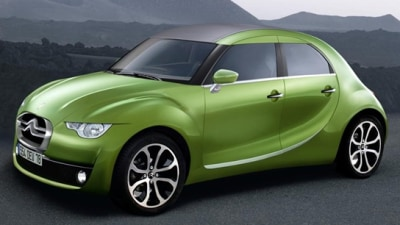 Citroen DS2 Previewed In New Renderings