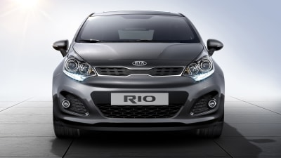 2012 Kia Rio Sedan To Debut At New York