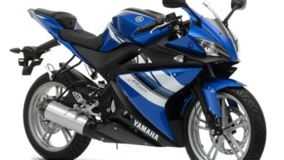 2009 Yamaha YZF-R125 Gets Late September Launch