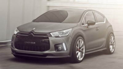Citroen DS 4R Surfaces Online