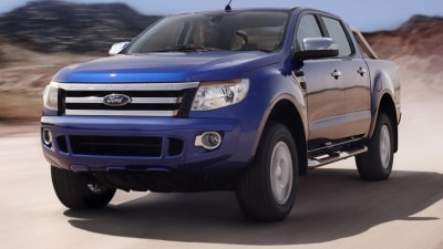2012 Ford Ranger Wildtrak Due At Geneva: Report