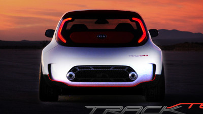 Kia Track'ster Concept Teased Again, Chicago Debut This Week