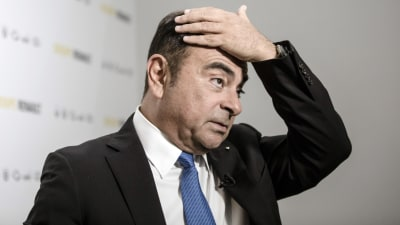 Renault-Nissan-Mitsubishi boss arrested over 'serious misconduct'