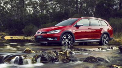 2017 Volkswagen Golf Alltrack First Drive | SUV Styling Cloaks A Keen-Handling Wagon