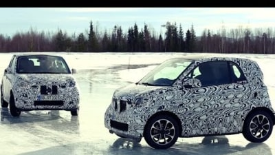 New Smart ForTwo, ForFour Bound For July Unveiling: Report