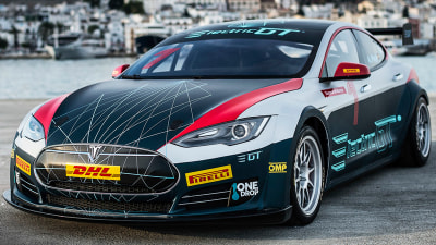 New Electric GT Championship to Launch in 2017