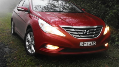 2010 Hyundai i45 Launch Review