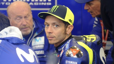 Motorsport: Rossi snubs Marquez ahead of Misano