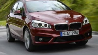 BMW 2-Series Active Tourer first drive review