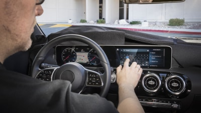 Three Little Words Will Power Mercedes' New Navigation System