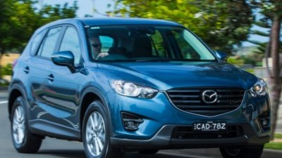 Mazda adds more gear to CX-5