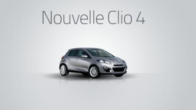 2012 Renault Clio 4 Image Leaked?