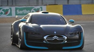 Citroen Survolt Le Mans Classic Debut Revealed In Photos
