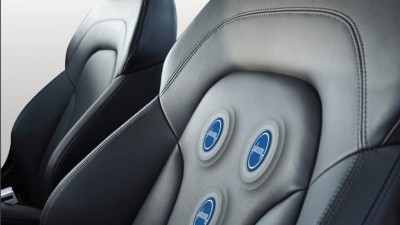 Freaky New Car Seat Knows When You're Drowsy Or Unwell