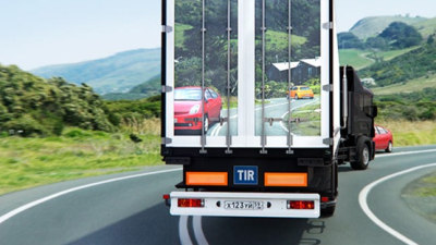 Transparentius Concept Makes Trucks See-Through