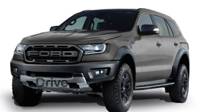 Coming Soon: Ford Everest Raptor