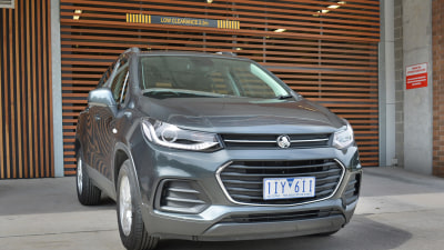 2017 Holden Trax LS Review - City SUV Finds Awkward Middle Ground