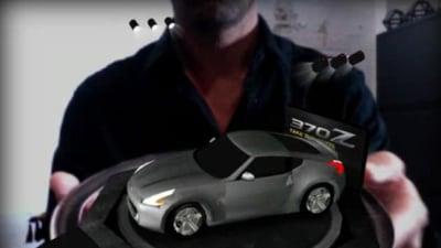 Nissan 370Z 'Take The Wheel' Web Feature