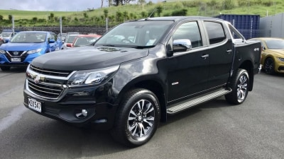 Holden Colorado with supercharged V8 puts HSV SportsCat to shame