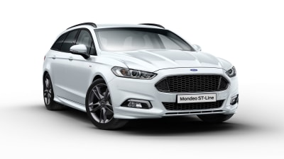 Ford Mondeo Gets Sporty Style Thanks To ST Line Package