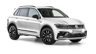 Volkswagen reveals Tiguan Wolfsburg