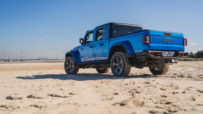 2021 Jeep Gladiator Rubicon review