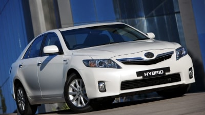 """Victorian Hybrids And EVs To Get $100 Rego Rebate; Opposition Calls Hybrid Camry A """"Flop"""""""