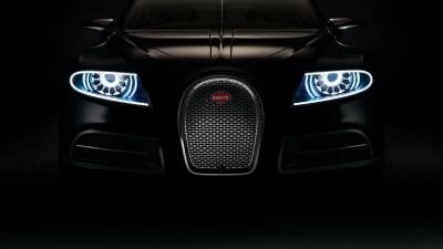 Bugatti Galibier 16C Teased... Again