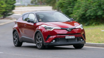 2018 Toyota CH-R Koba she says, he says review