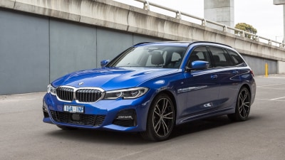 2020 BMW 330i Touring review